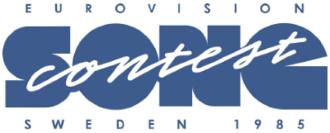 Eurovision Song Contest 1985 - Image: ESC 1985 logo