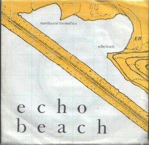 Echo Beach - Image: Echo Beach cover