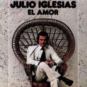 El amor (Julio Iglesias album) - Image: El Amor (Julio Iglesias album) cover