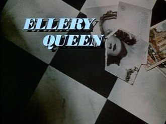 Ellery Queen (TV series) - Image: Ellery Queen 1975