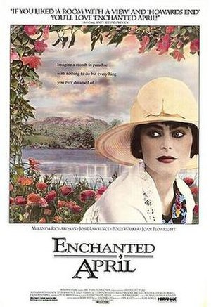 Enchanted April (1992 film) - Image: Enchantedapril