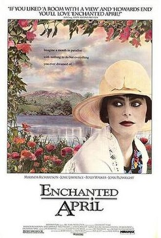 Enchanted April (1991 film) - Image: Enchantedapril
