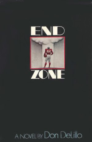 End Zone - First edition cover