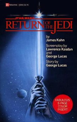 Return of the Jedi (novel) - Image: Episodevi returnofthejedi