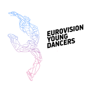 Eurovision Young Dancers - Logo of the Eurovision Young Dancers.