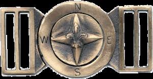 Explorer Belt - Explorer Belt award for Senior Scouts