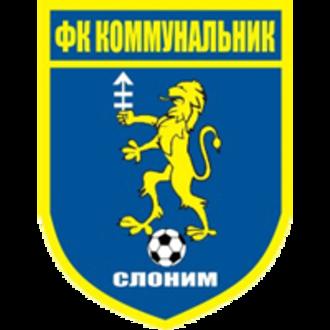 FC Kommunalnik Slonim - Image: FK Kommunalnik Slonim Logo
