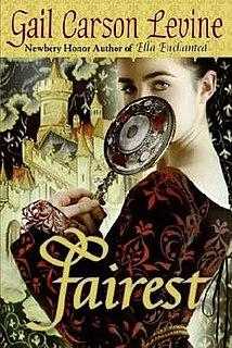<i>Fairest</i> (novel) book by Gail Carson Levine