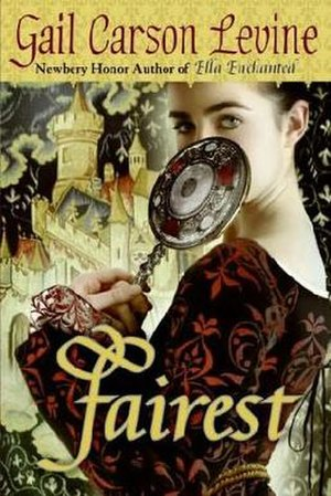 Fairest (novel) - Image: Fairest Cover