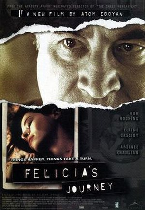 Felicia's Journey (film) - Theatrical release poster