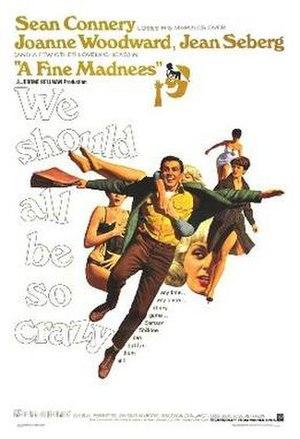 A Fine Madness - original movie poster
