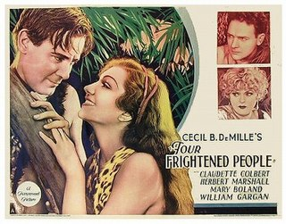 <i>Four Frightened People</i> 1934 film by Cecil B. DeMille