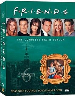 <i>Friends</i> (season 6) Season of television series