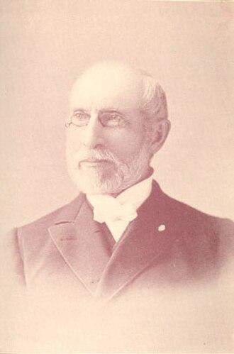 George Frederick Root - Image: George F Root