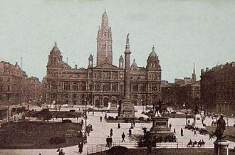 Glasgow razor gangs - Glasgow in the 1930s