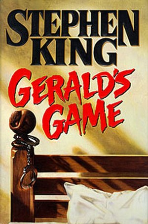Gerald's Game - First edition cover