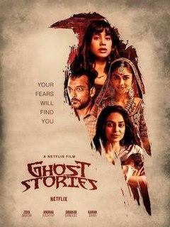 <i>Ghost Stories</i> (2020 film) Indian anthology horror film