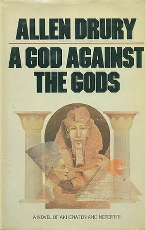 A God Against the Gods - US first edition
