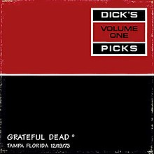 Grateful Dead - Dick's Picks Volume 1.jpg