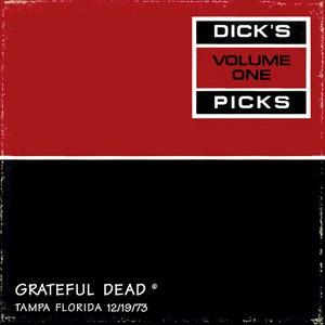 Dick's Picks Volume 1 - Image: Grateful Dead Dick's Picks Volume 1