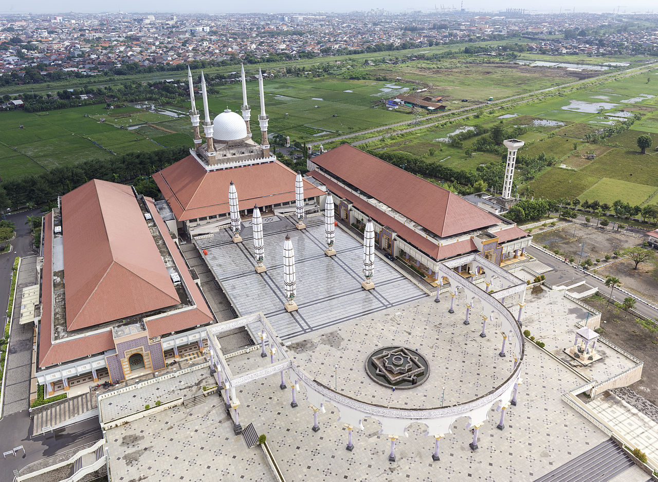 Great Mosque Of Central Java Wikipedia