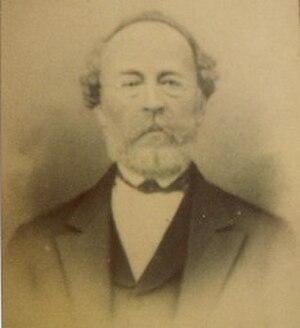 New Yorker Staats-Zeitung - Gustav Adolph Neumann, editor from 1834 to 1853