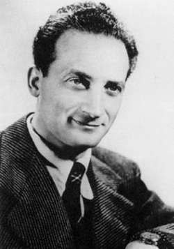 Guy Endore (date unknown)