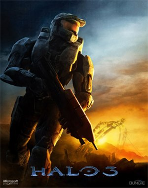 Halo 3 - Image: Halo 3 final boxshot
