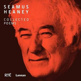 Seamus Heaney Collected Poems - Image: Heaney collected poems CD