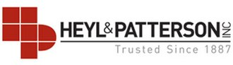 Heyl & Patterson Inc. - Image: Heyl&Patterson Logo