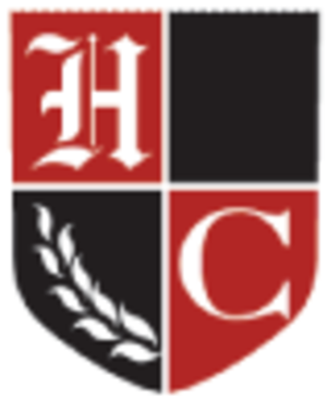 Hinsdale Central High School - Image: Hinsdale Central logo