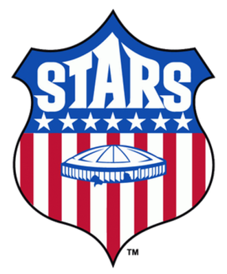 Houston Stars - Image: Houston Stars badge