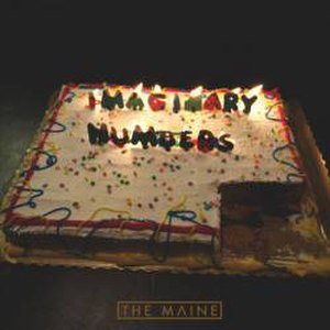 Imaginary Numbers (EP) - Image: Imaginary Numbers The Maine Album Artwork