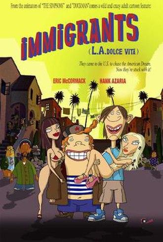 Immigrants (2008 film) - Image: Immigrants Poster