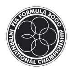International Formula 3000 - Image: International Formula 3000 logo