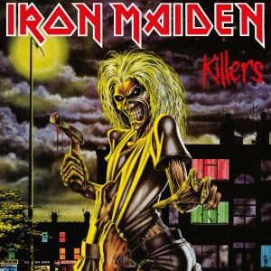 Killers (Iron Maiden album) - Image: Iron Maiden Killers
