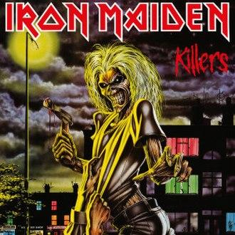 Killers (Iron Maiden album) - Image: Iron Maiden Killers