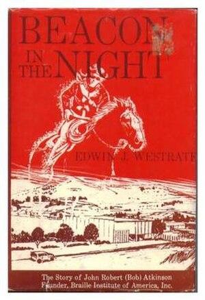 J. Robert Atkinson - Cover of book about J. Robert Atkinson