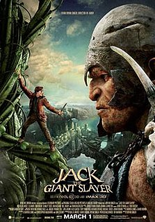 <i>Jack the Giant Slayer</i> 2013 film by Bryan Singer