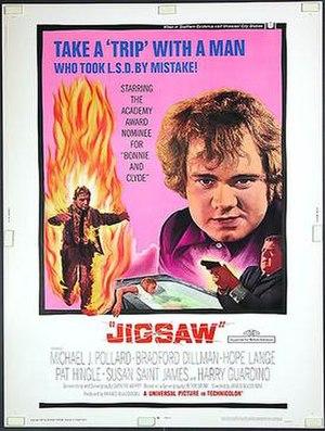 Jigsaw (1968 film) - Image: Jigsaw (1968 film)