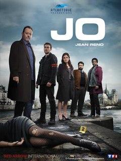 <i>Jo</i> (TV series) French TV series (2013)