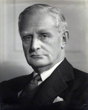 John Coldbrook Hanbury-Williams - Sir John Coldbrook Hanbury-Williams in 1953