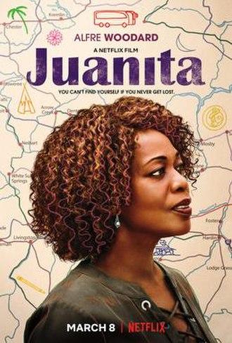 Juanita (2019 film) - Official poster