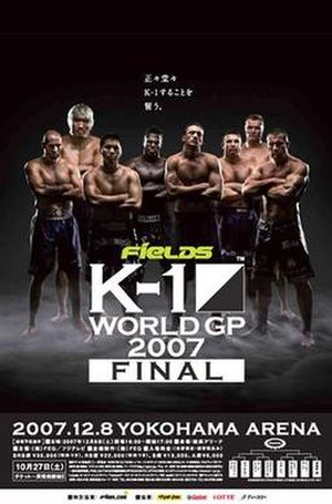 K-1 World Grand Prix 2007 Final