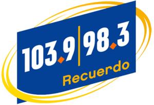 KRCD (FM) - Image: KRCD KRCV 103.9 98.3 logo