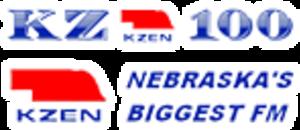 KZEN - Image: KZEN 1003 logo