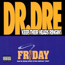 Dr. Dre featuring Nanci Fletcher - Keep Their Heads Ringin' (studio acapella)