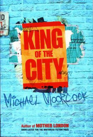 King of the City - Dust-jacket from the first edition