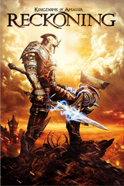 Picture of a game: Kingdoms Of Amalur: Reckoning