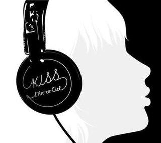 <i>Kiss</i> (LArc-en-Ciel album) 2007 studio album by LArc-en-Ciel
